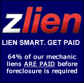 Zlien Prelien/Preliminary Lien Notice and Mechanic's Lien Services